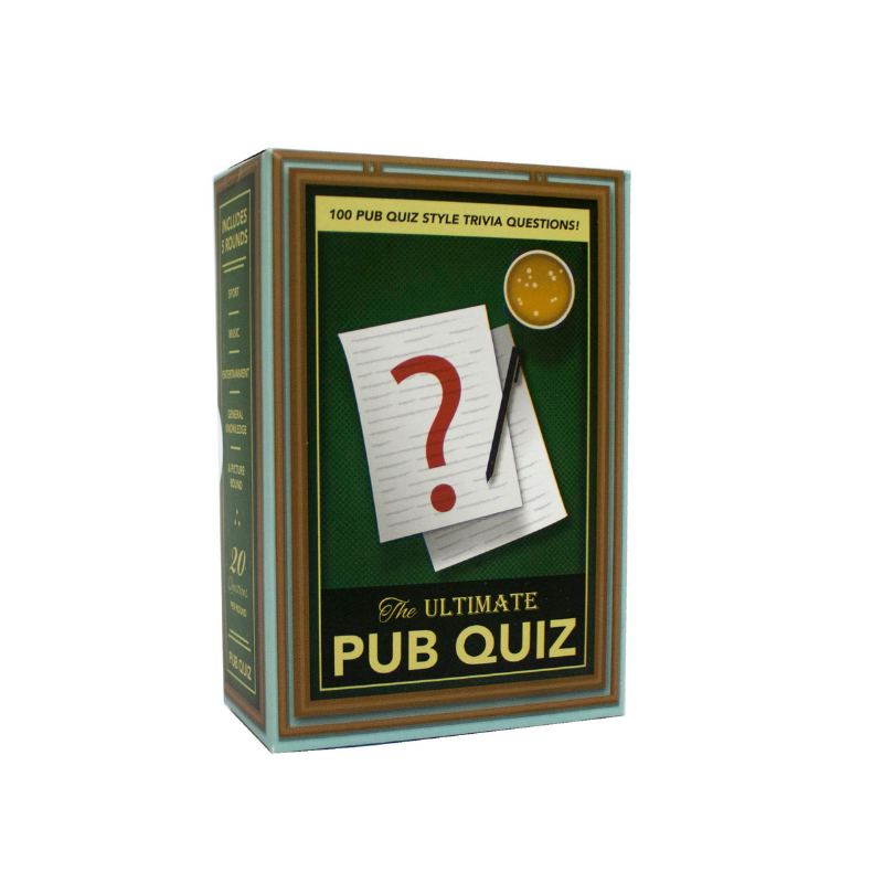 Gift Republic | Pub Quiz Trivia | Shut the Front Door