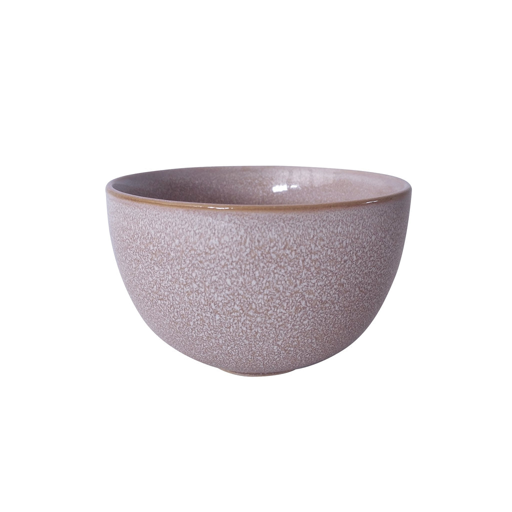 General Eclectic | Aki Bowl Rose Sand Small | Shut the Front Door
