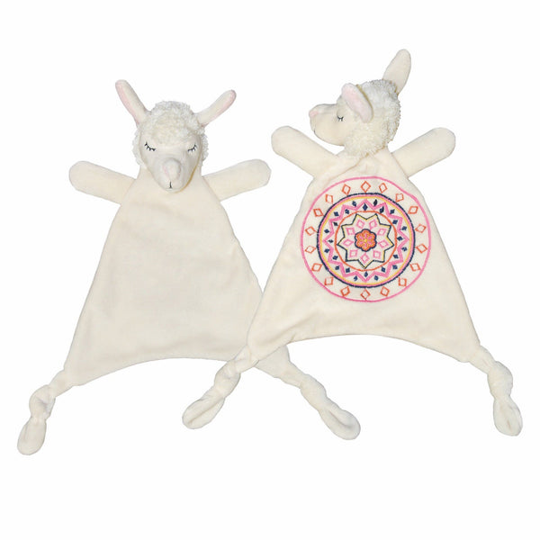 Lily and George | Lulu Llama Comforter | Shut the Front Door