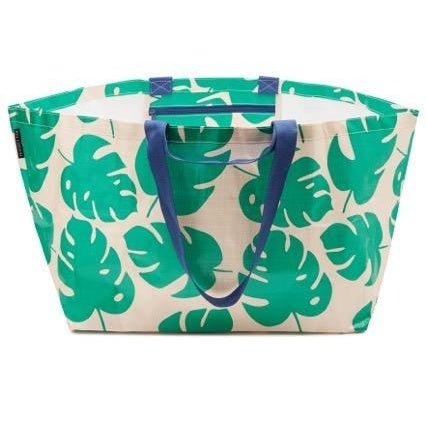 Project Ten | Oversize Tote Bag - Monstera | Shut the Front Door