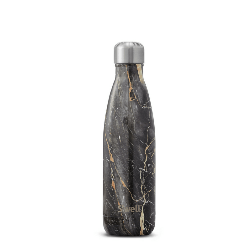 S'Well | S'Well Drink Bottle 500ml Elements Collection Bahamas Gold | Shut the Front Door