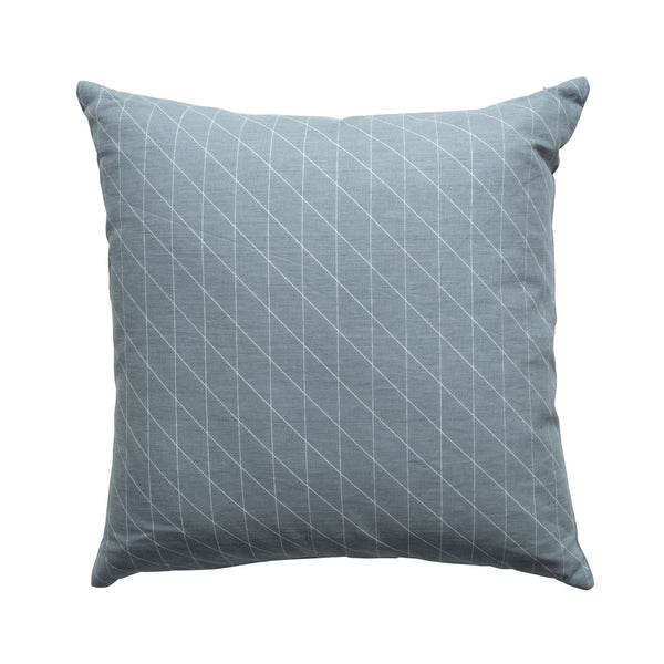 Milk & Sugar | Cushion Diamond 60cm GREY | Shut the Front Door