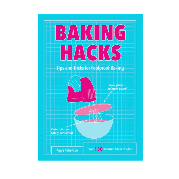Summersdale Publishers | Baking Hacks | Shut the Front Door