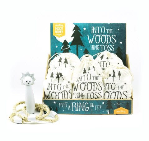 Seedling | Into the Woods Ring Toss | Shut the Front Door