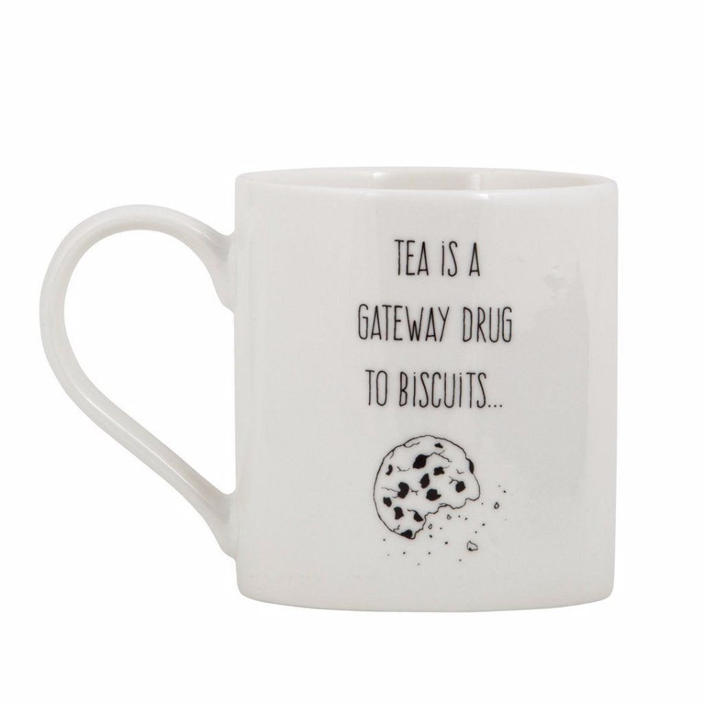 General Eclectic | Biscuits Mug | Shut the Front Door