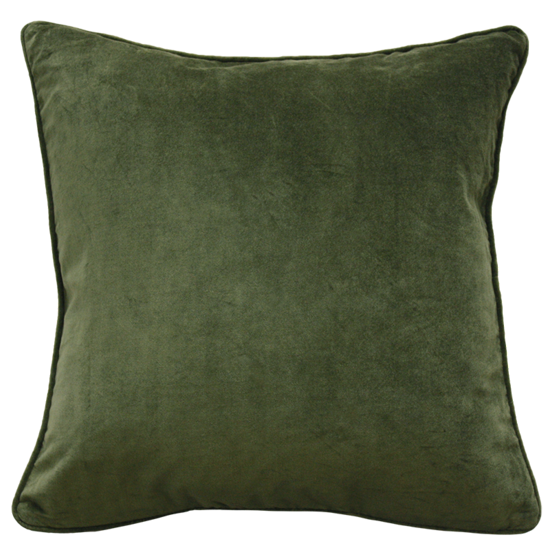 Mulberi | Montpellier Cushion KHAKI 53x53cm | Shut the Front Door
