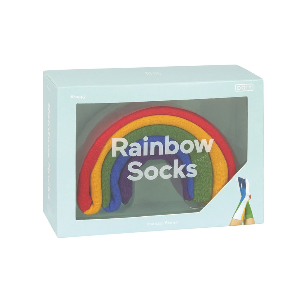 Doiy | Socks - Rainbow Classic | Shut the Front Door