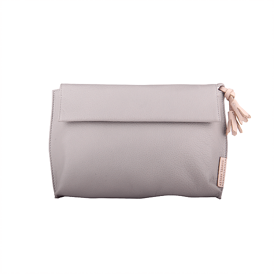 Isobel Cross Body Bag Grey