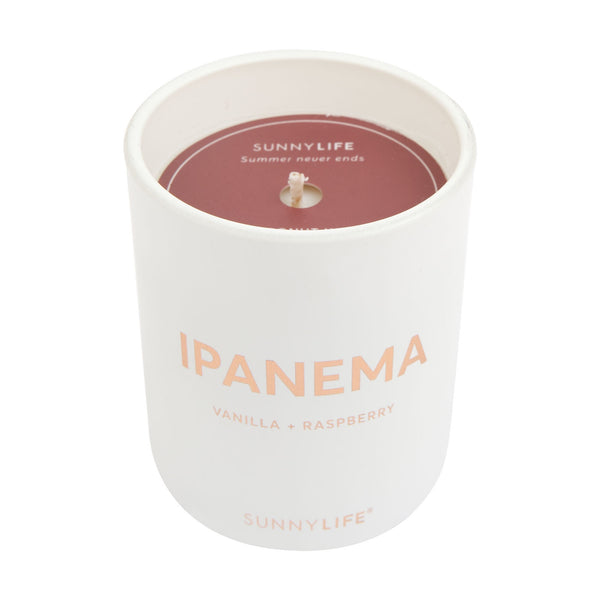 Sunnylife | Coconut Wax Scented Candle - Small - Ipanema | Shut the Front Door