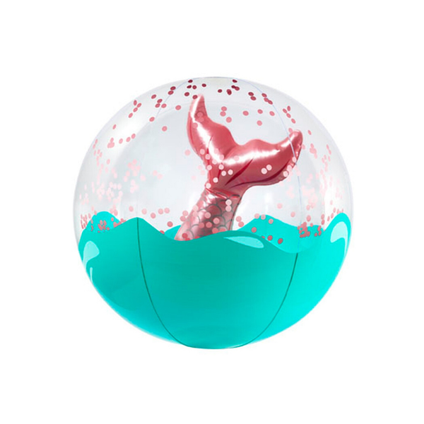 Sunnylife | Mermaid 3D Inflatable Beach Ball | Shut the Front Door