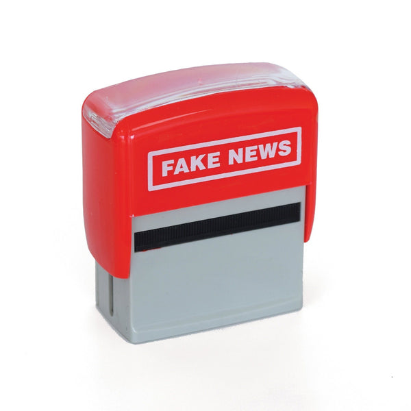 Bubblegum | Fake News Stamp | Shut the Front Door