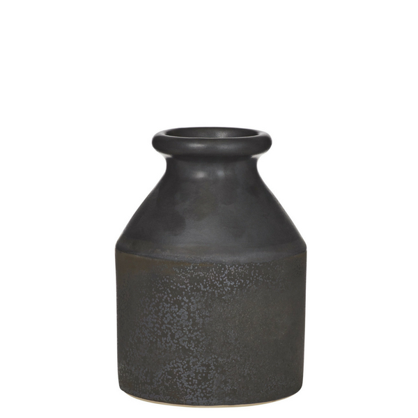 Academy Home | Salinger Vase BLACK | Shut the Front Door