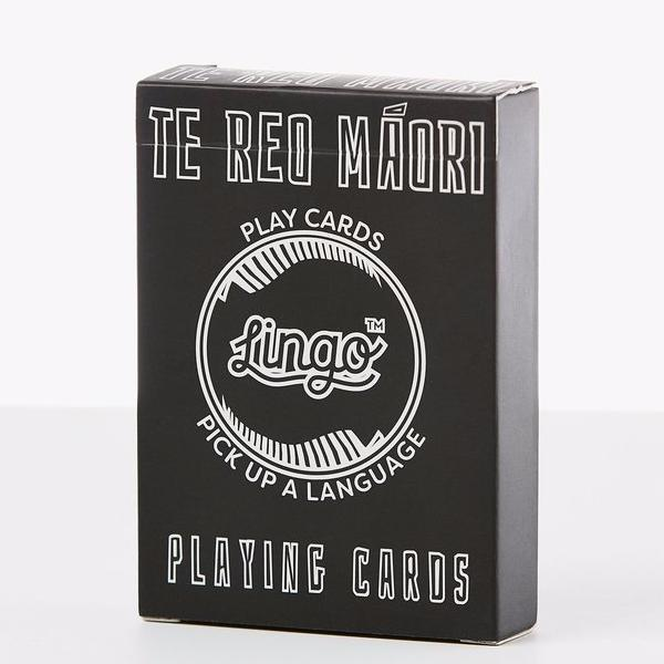 Lingo | Lingo Playing Cards - Te Reo Maori | Shut the Front Door