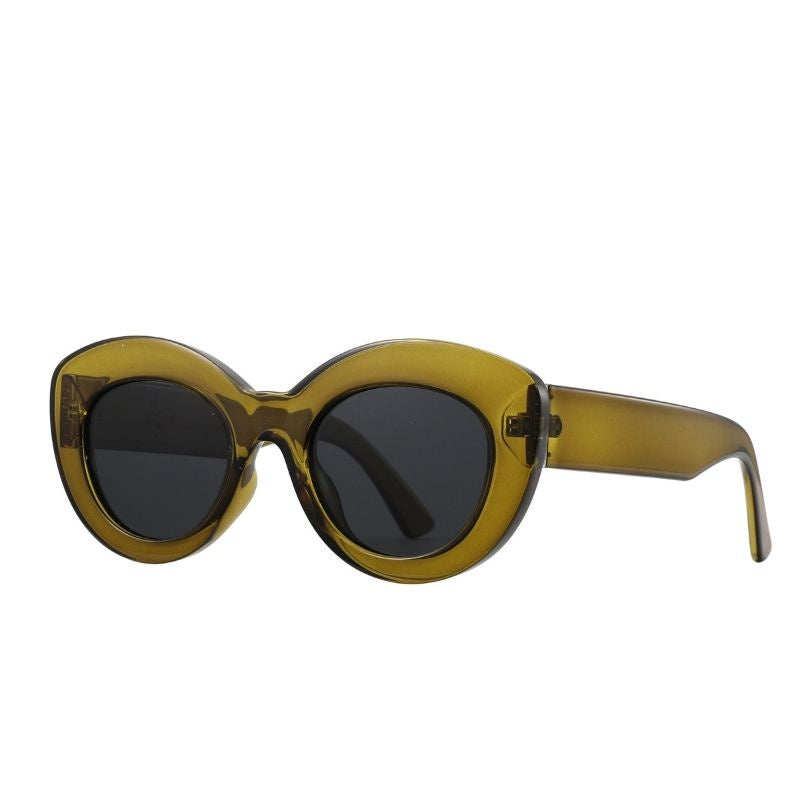 Reality Eyewear | Marmont Sunglasses - Olive | Shut the Front Door