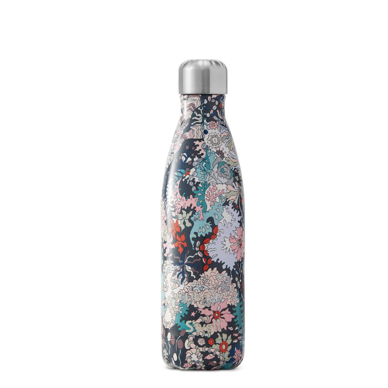 S'Well | S'Well Bottle 500ml Liberty Collection Ocean Forest | Shut the Front Door