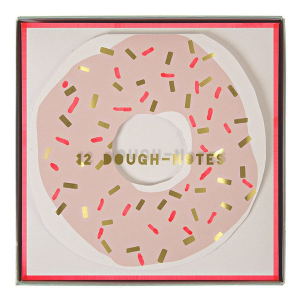 Meri Meri | Dough-Notes Note Cards | Shut the Front Door