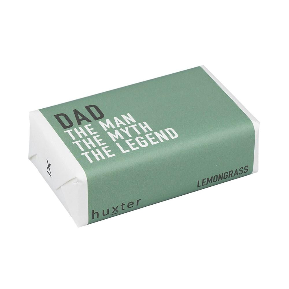 Huxter | Dad The Man, The Myth Soap - Lemongrass | Shut the Front Door