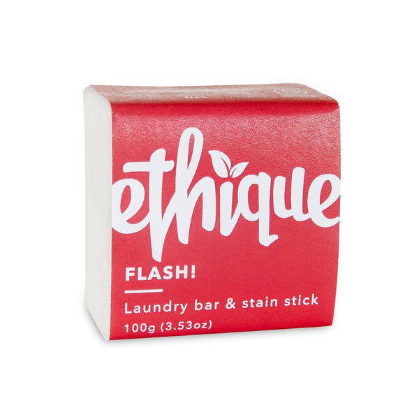 Ethique | Flash Laundry Bar & Stain Remover | Shut the Front Door