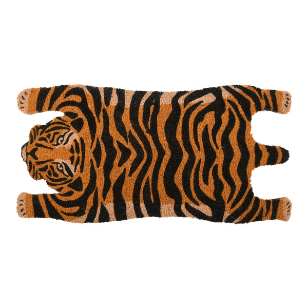 Esschert Design | Coir Doormat - Tiger | Shut the Front Door