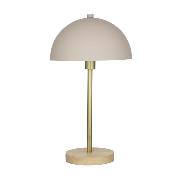 Amalfi | Eddie Table Lamp BLUSH | Shut the Front Door