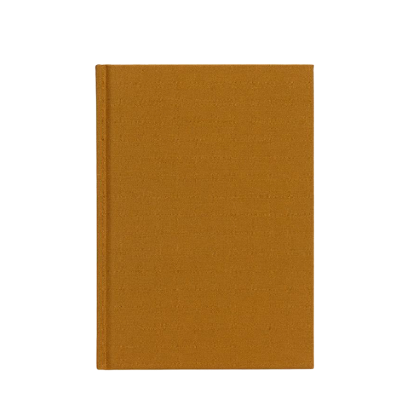 Write to Me Stationery | Lined Journal - Mustard | Shut the Front Door