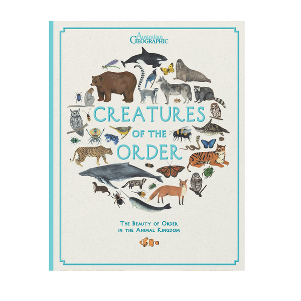 Australian Geographic | Creatures of the Order | Shut the Front Door
