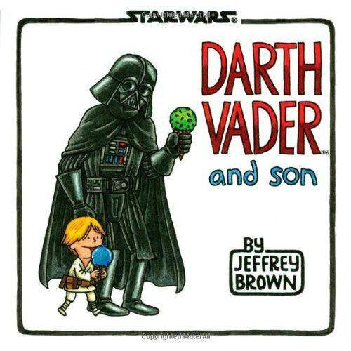 Chronicle Books | Star Wars - Darth Vader & Son | Shut the Front Door