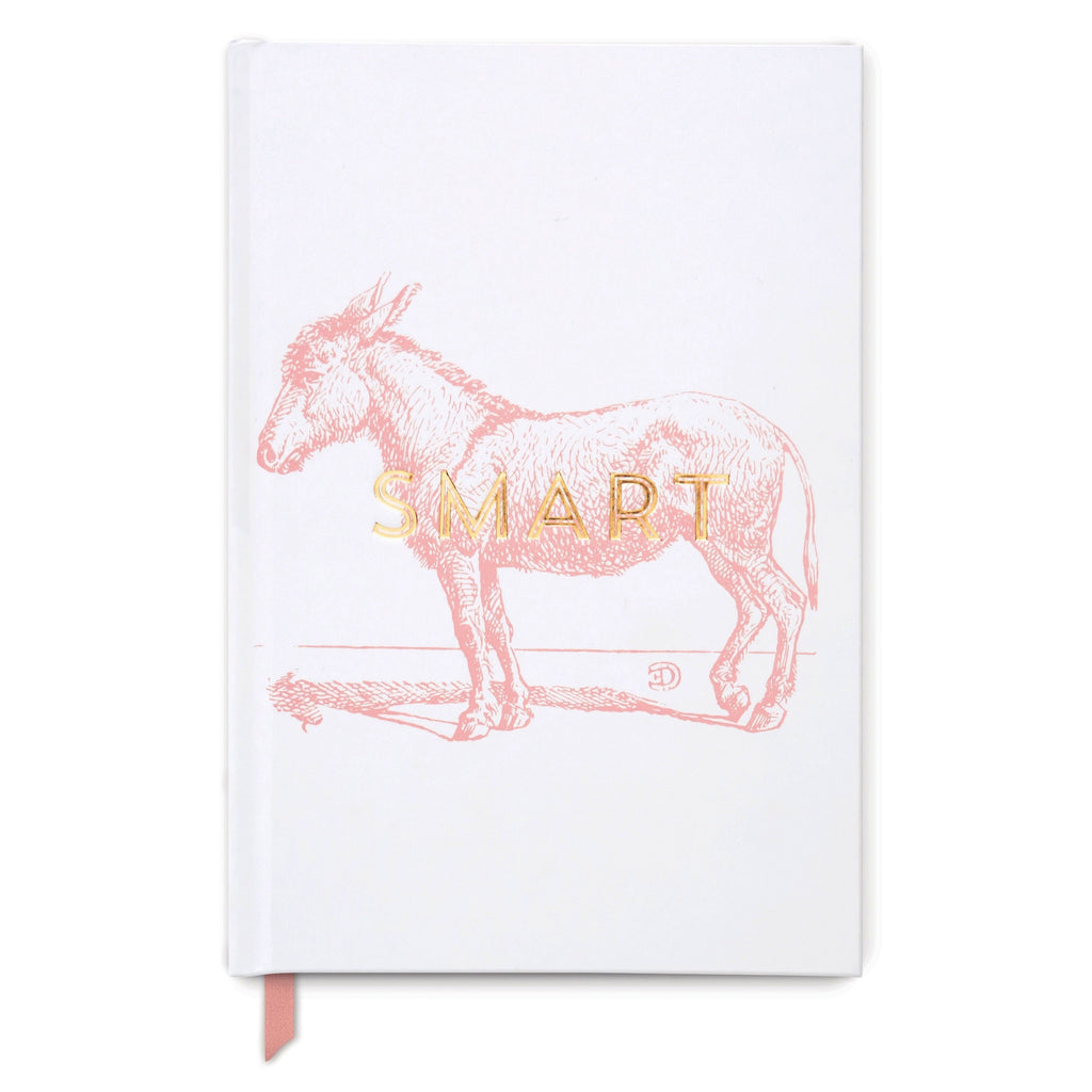 Designworks | Smart Ass Medium Journal | Shut the Front Door