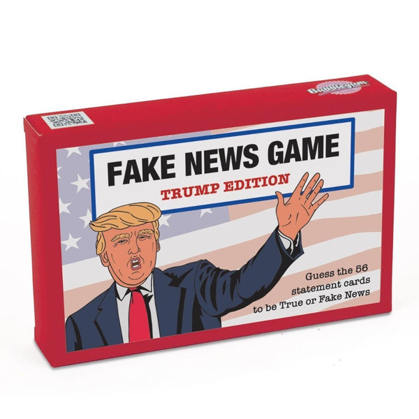 Bubblegum | Fake News Game Trump Edition | Shut the Front Door