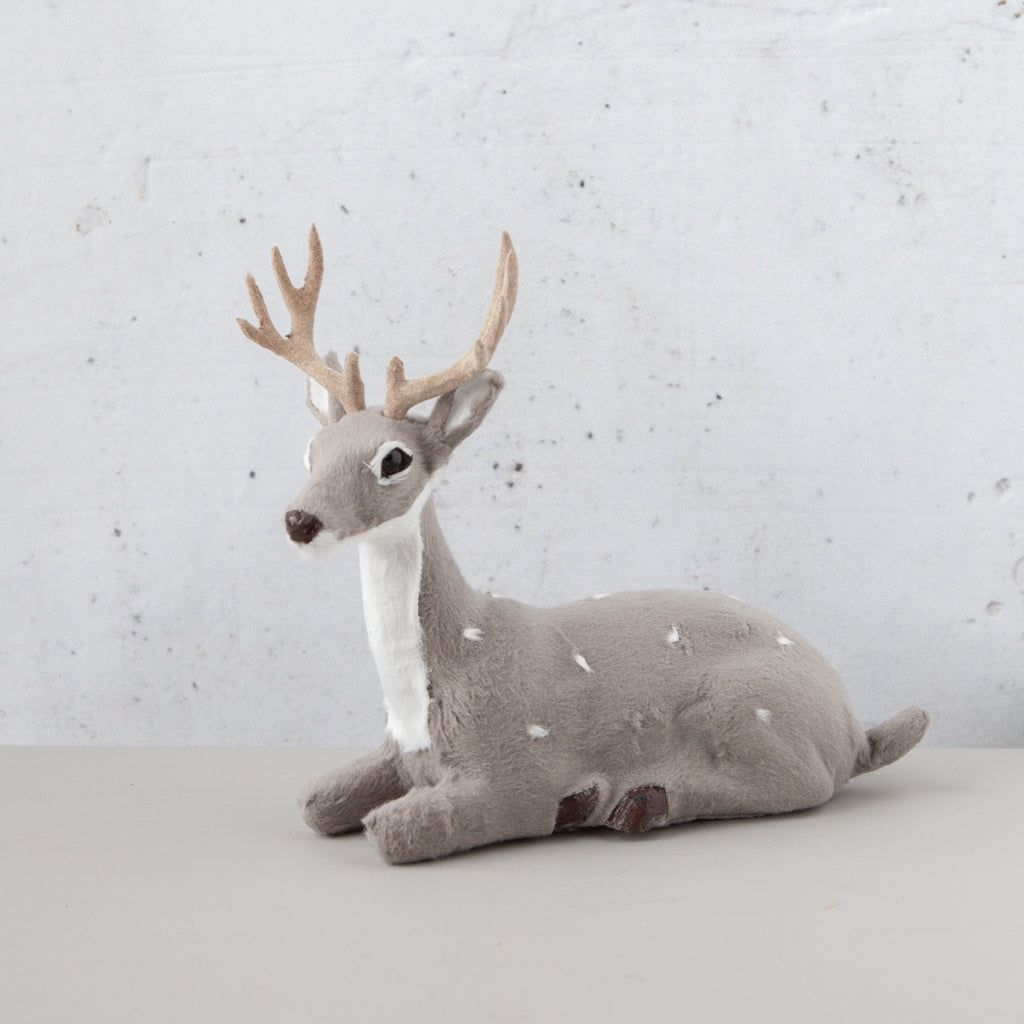 Down to the Woods | Sitting Reindeer Grey | Shut the Front Door