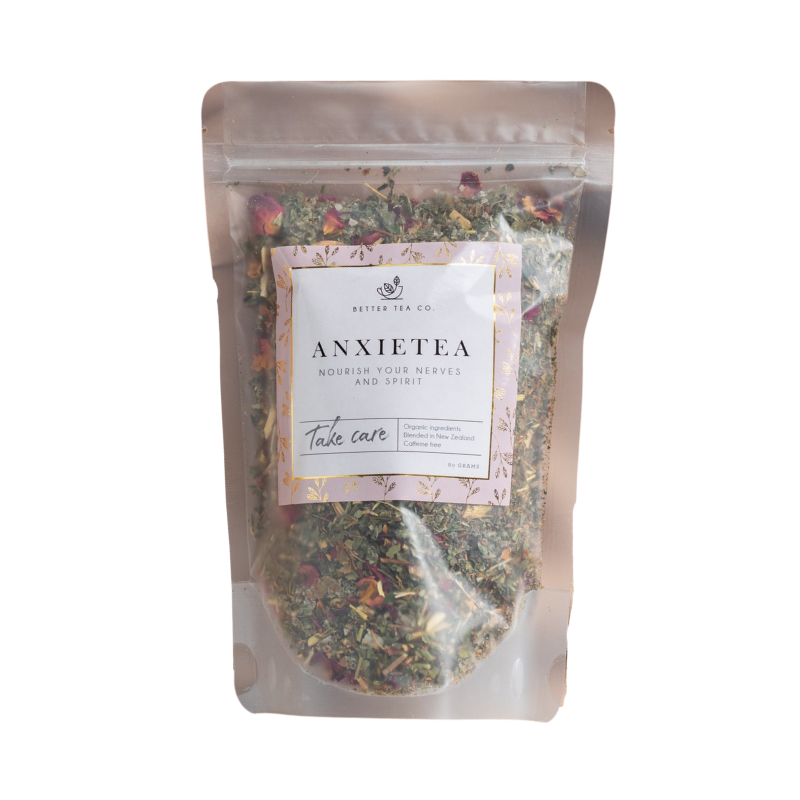 Better Tea Co | Tea Refill Pouch 80g | Shut the Front Door