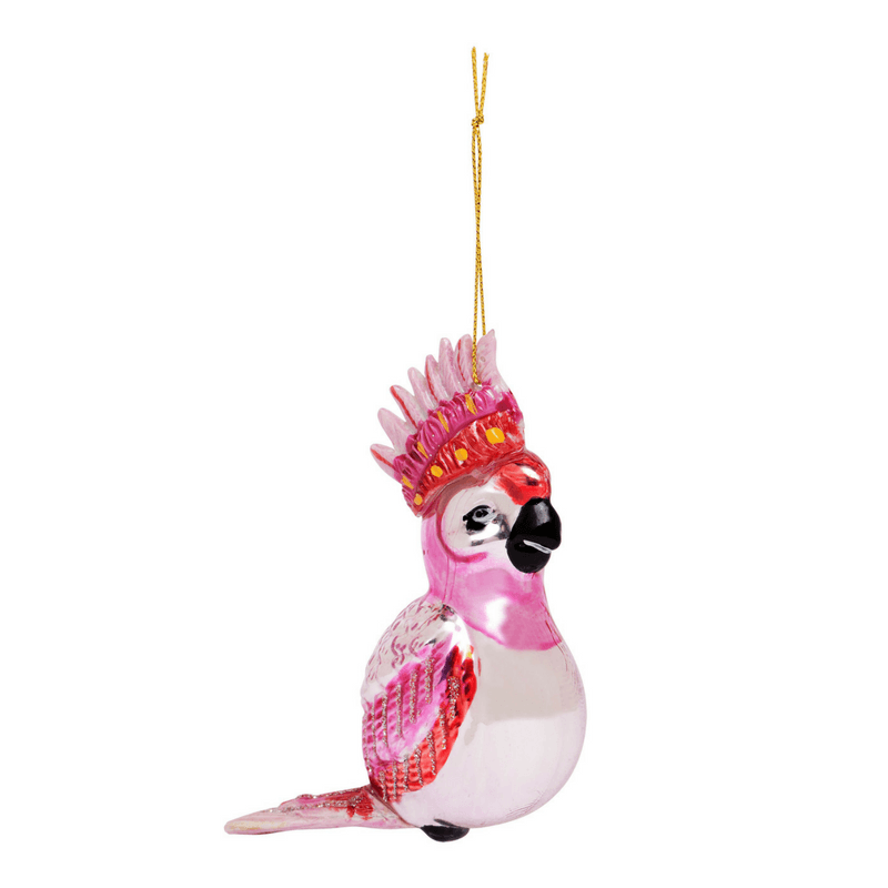 Sunnylife | Festive Ornament Cockatoo | Shut the Front Door