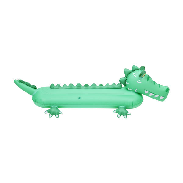 Sunnylife | Inflatable Sprinkler - Croc | Shut the Front Door