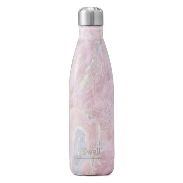 S'Well | S'Well Bottle 500ml Elements Collection Geode Rose | Shut the Front Door