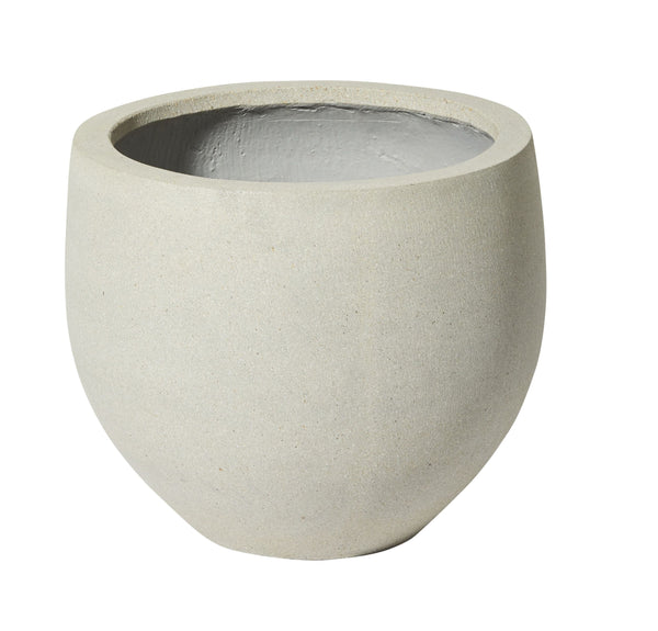 Rogue | Angus Planter Med - Light Grey | Shut the Front Door