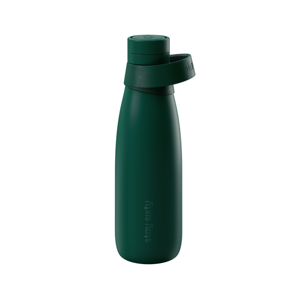 Stay Sixty | Stay Sixty Water Bottle - Emerald | Shut the Front Door