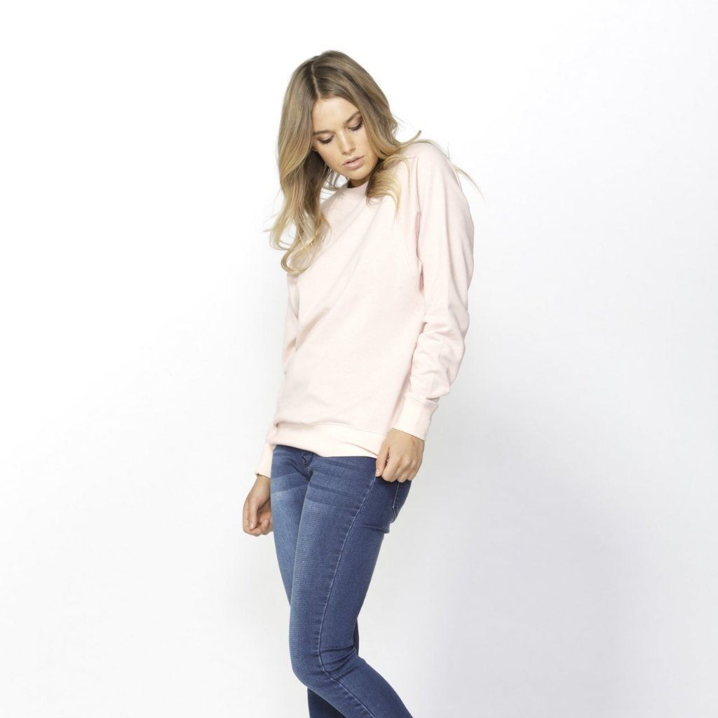 Betty Basics | Ryker Sweater - Blossom Pink | Shut the Front Door