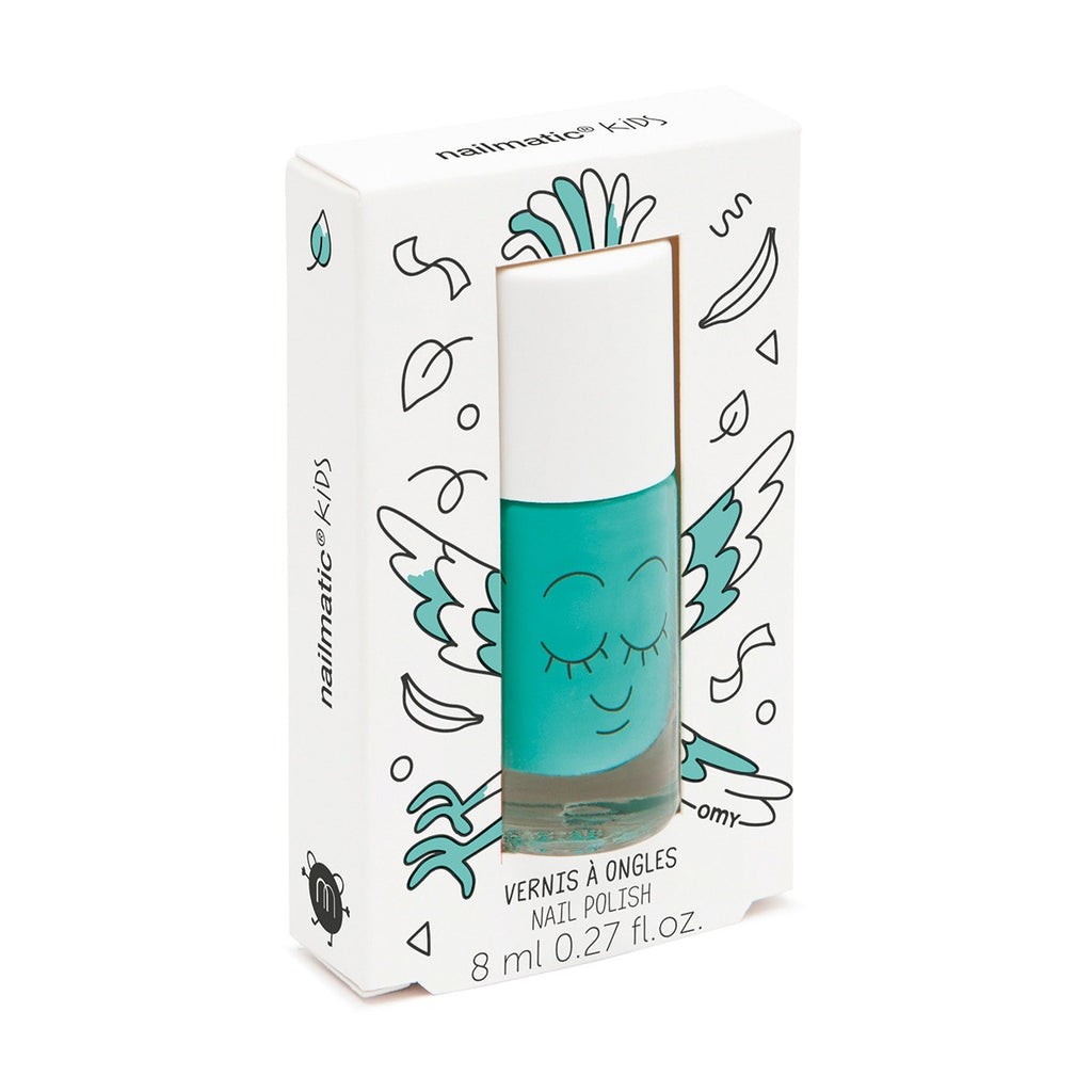 Nailmatic | Kids Nail Polish - Green | Shut the Front Door