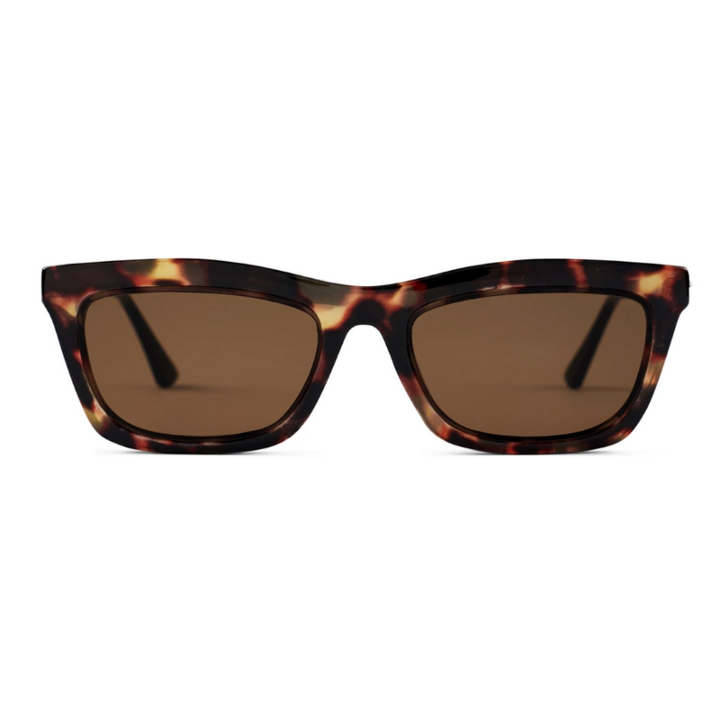 Reality Eyewear | Bowery Sunglasses - Turtle | Shut the Front Door