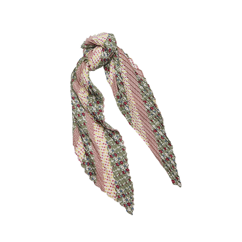 Tiger Tree | Over the Border Scarf - Olive | Shut the Front Door