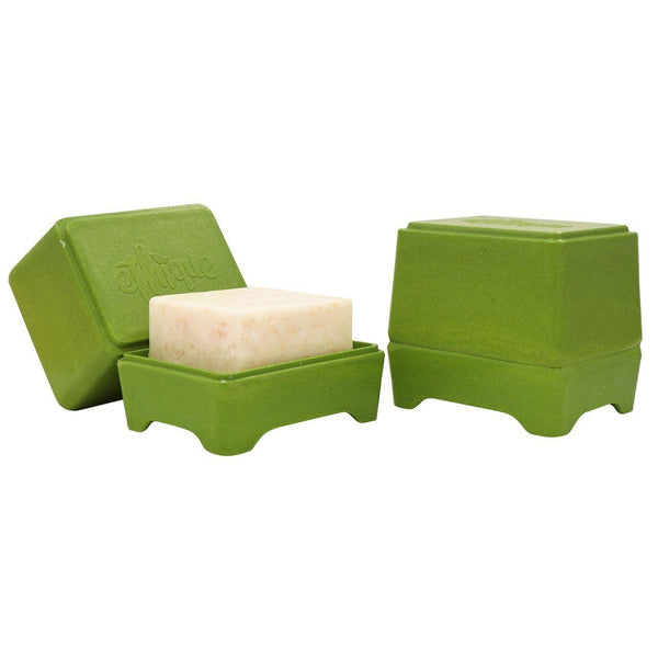 In-shower Bar Container - GREEN