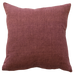 Mulberi | Indira Cushion RED CLAY 55x55cm | Shut the Front Door