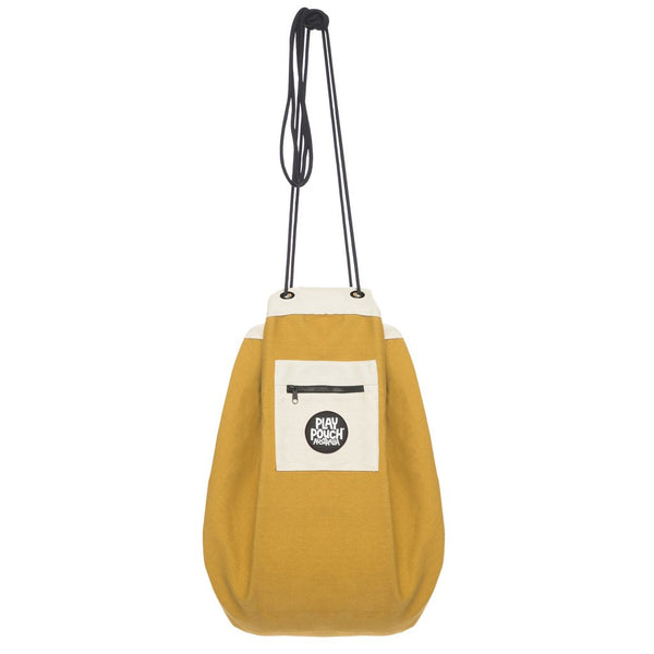 Play Pouch | Play Pouch - Mustard | Shut the Front Door