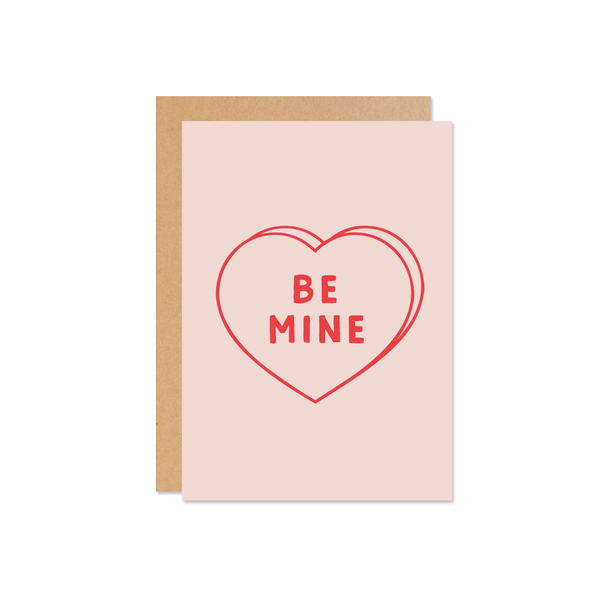 The Wild Ones | Be Mine Card | Shut the Front Door