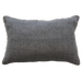Mulberi | Kobo Cushion CHARCOAL 40x60cm | Shut the Front Door