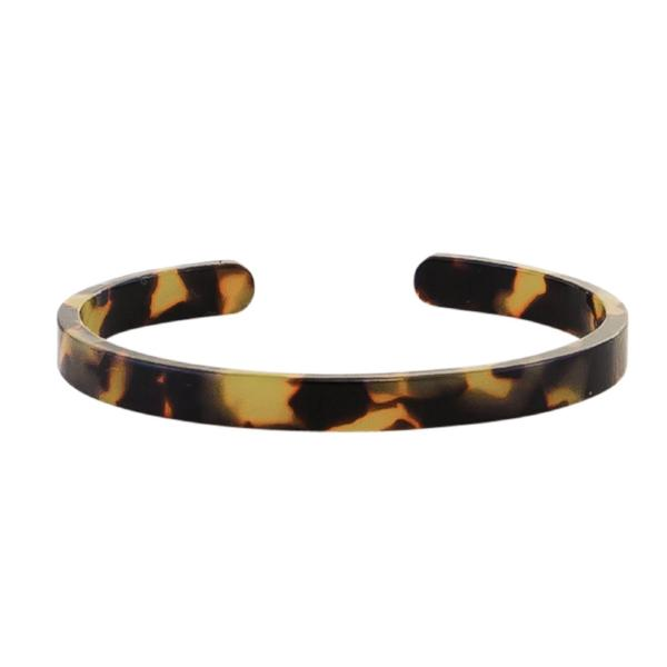 Tiger Tree | Cuff Tortoise Shell | Shut the Front Door