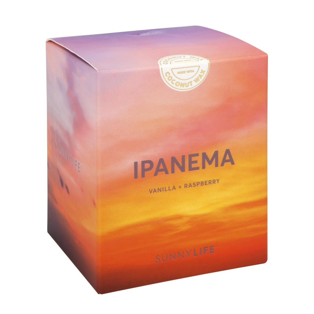 Sunnylife | Coconut Wax Scented Candle - Large - Ipanema | Shut the Front Door