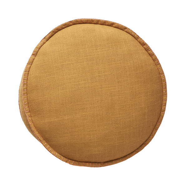 Rylie Round Cushion - Honey *PRE-ORDER*