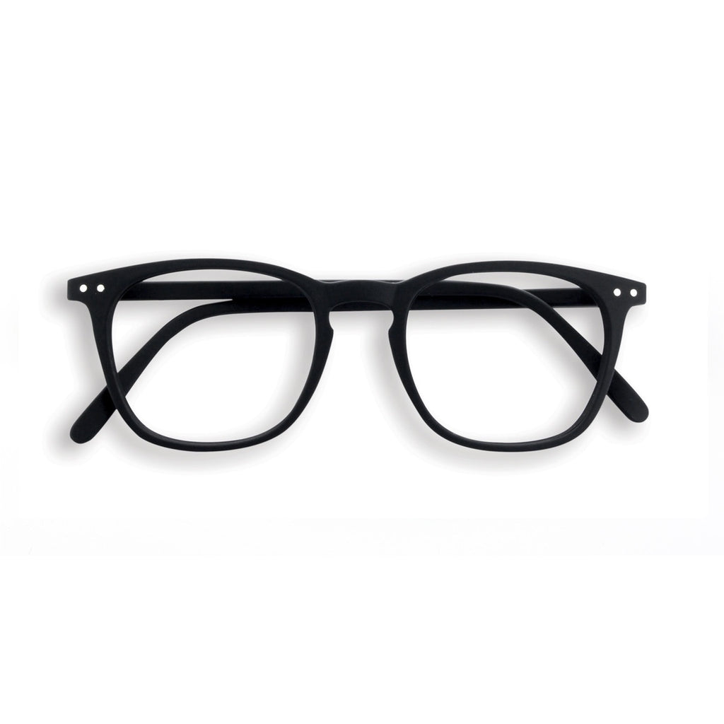 Izipizi | Reading Glasses Collection E Black +2.5 | Shut the Front Door