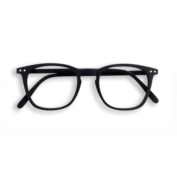Izipizi | Reading Glasses Collection E Black +1 | Shut the Front Door